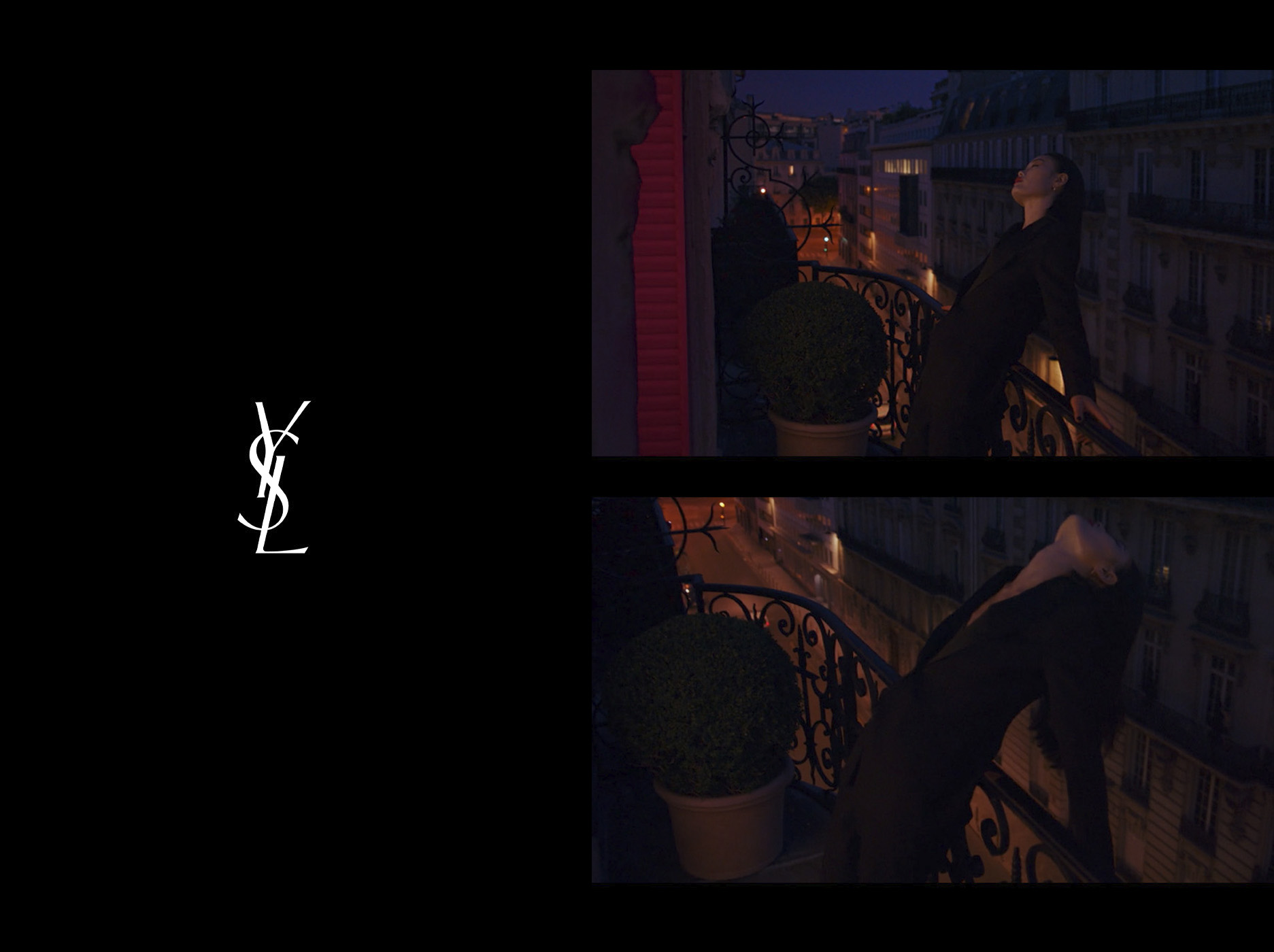 YSL I HOLIDAY 2020